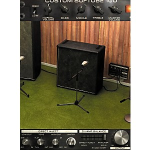 Softube-Bass-Amp-Room-Plug-in---Native-Software--Download
