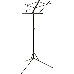 Strukture-Music-Stand---Assorted-Colors-Black