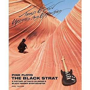 Hal-Leonard-Pink-Floyd-The-Black-Strat---A-History-Of-David-Gilmour-s-Fender-Black-Strat-3rd-Edition-Standard