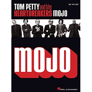 Hal-Leonard-Tom-Petty-And-The-Heartbreakers---Mojo-Piano-Vocal-Guitarist-Artist-Songbook-Standard