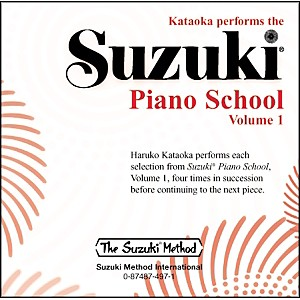 Suzuki-Suzuki-Piano-School-CD-Volume-1-Standard
