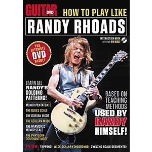 Alfred-Guitar-World-How-To-Play-Like-Randy-Rhoads-DVD-Standard