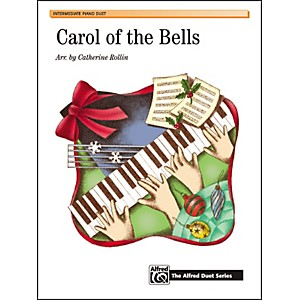 Alfred-Carol-of-the-Bells-Piano-Sheet-Standard