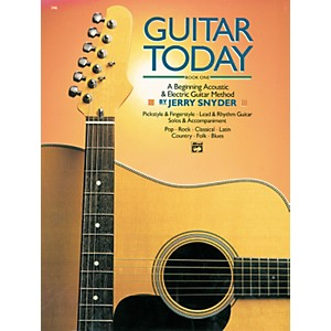 Alfred-Guitar-Today-Book-1-Standard