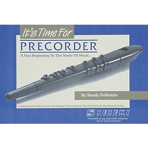 Alfred-It-s-Time-for-Recorder-Standard