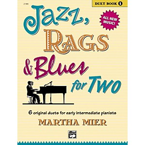 Alfred-Jazz-Rags---Blues-for-Two-Book-1-Standard