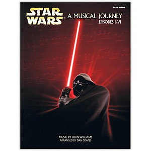 Alfred-Star-Wars-A-Musical-Journey-Easy-Piano--Music-from-Episodes-I---VI--Standard