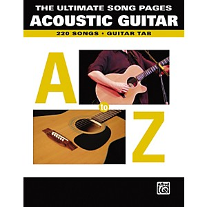 Alfred-The-Ultimate-Song-Pages-Acoustic-Guitar-A-to-Z-Standard