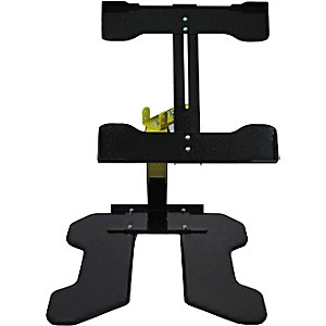 Sefour-CR030-Crane-Laptop-CD-Player-Stand-BLACK--YELLOW