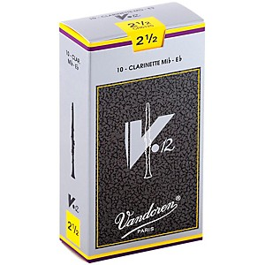 Vandoren-V12-Series-Eb-Clarinet-Reeds-Strength-2-5--Box-of-10