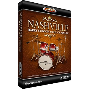 Toontrack-Nashville-EZX-Software-Download