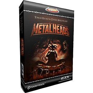 Toontrack-Metalheads-EZX-Software-Download