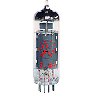 JJ-Electronics-EL84-Power-Vacuum-Tube-Matched-Pair