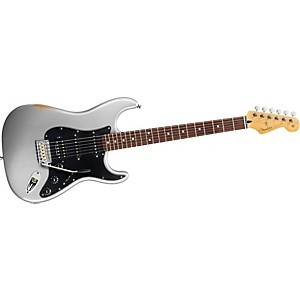 Fender-Road-Worn-Player-Stratocaster-Hss-Electric-Guitar-Inca-Silver-Rosewood