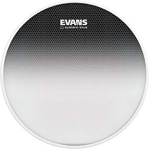 Evans-System-Blue-Marching-Tenor-Drum-Head-10-inch