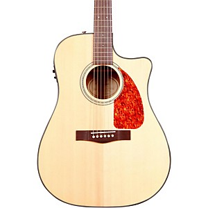 Fender-CD-280SCE-Dreadnought-Cutaway-Acoustic-Electric-Guitar-Natural