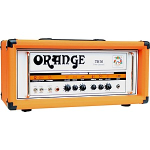 Orange-Amplifiers-TH30H-30W-Tube-Guitar-Amp-Head-Orange
