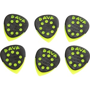Dava-Grip-Tips-Nylon-Medium-6-Pack-Light-Green