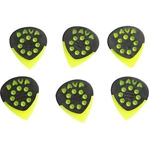 Dava-Jazz-Grip-Nylon-Small-6-Pack-Light-Green