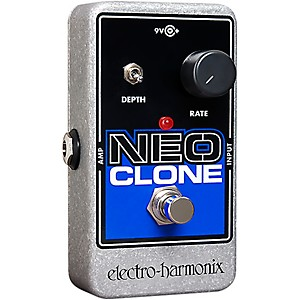 Electro-Harmonix-Neo-Clone-Analog-Chorus-Guitar-Effects-Pedal-Black-Blue