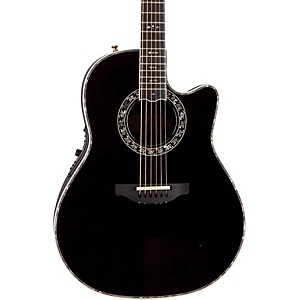 Ovation-Custom-Legend-C2079-AX-Deep-Contour-Acoustic-Electric-Guitar-Black