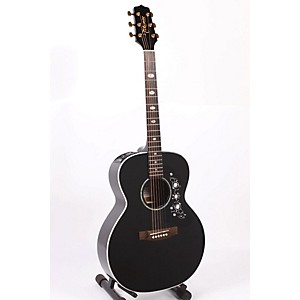 Takamine-G-Series-EG451-Deluxe-NEX-Mahogany-Acoustic-Electric-Guitar-Black-886830743870
