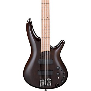 Ibanez-SR4505E-5-String-Electric-Bass-Guitar-Deep-Espresso
