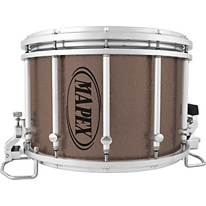Mapex-Quantum-Agility-Marching-Snare-Drum-Gloss-Black-14x10