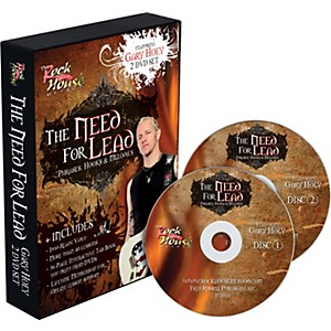 Rock-House-Gary-Hoey--The-Need-For-Lead-Phrases--Hooks----Melodies-DVD-Standard