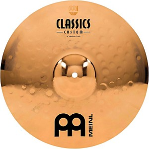 Meinl-Classics-Custom-Medium-Crash---Brilliant-14-inch