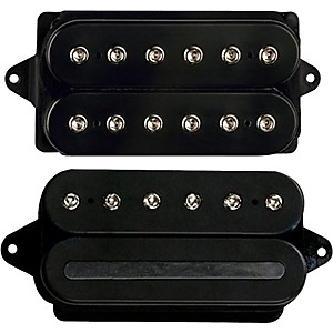 DiMarzio-John-Petrucci-Pickup-Set-Black-For-42mm-Nut--1-5-8--