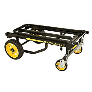 Rock-N-Roller-Multi-Cart-8-in-1-Equipment-Transporter-Cart-Black-Frame-Yellow-Wheels-Mid