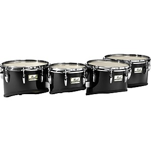 Pearl-Maple-Shallow-Cut-Quad-Sets--26-Brushed-Silver-10-12-13-14-set