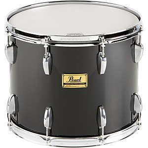 Pearl-Maple-Traditional-Tenor-Drum-with-Championship-Lugs--26-Brushed-Silver-14x12