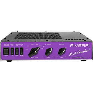 Rivera-RockCrusher-Power-Attenuator-Purple-8-16-Ohm