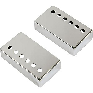 ProLine-Humbucker-Pickup-Cover-2-Pack-Chrome