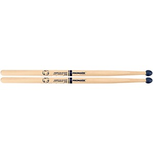 PROMARK-Scott-Johnson--Sco-Jo--System-Blue-Rubber-Tip-Practice-Sticks-Standard