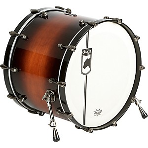Mapex-Black-Panther-Blaster-Bass-Drum-Walnut-Burst-20x18