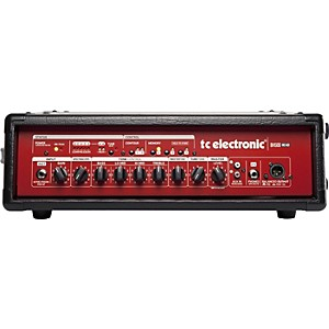 TC-Electronic-BH500-500W-Bass-Amp-Head-Red