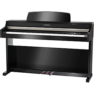 Kurzweil-MP-10-Digital-Piano-EBONY-POLISH