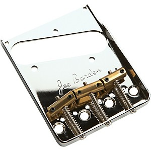 Joe-Barden-Pickups-American-Standard-Tele-Bridgeplate-and-Saddle-Kit-Nickel