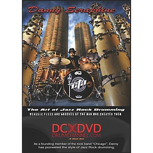 The-Drum-Channel-Danny-Seraphine---The-Art-of-Jazz-Rock-Drumming-2-DVDs-Standard