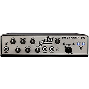 Aguilar-Tone-Hammer-500-Bass-Amp-Head-Black