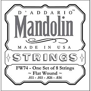 D-Addario-FW74-Flatwound-Medium-Mandolin-Strings-Standard