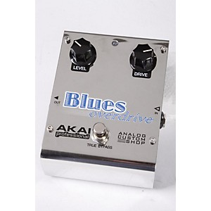 Akai-Professional-Analog-Custom-Shop-Blues-Overdrive-Guitar-Effects-Pedal-886830695780
