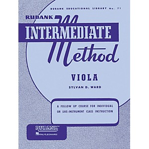 Hal-Leonard-Rubank-Intermediate-Method---Viola-Standard