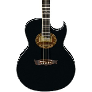 Ibanez-Euphoria-Steve-Vai-Signature-Acoustic-Electric-Guitar-Black-Pearl-High-Gloss