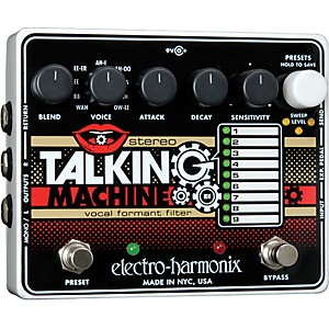 Electro-Harmonix-Stereo-Talking-Machine-Vocal-Formant-Filter-Guitar-Effects-Pedal-Standard