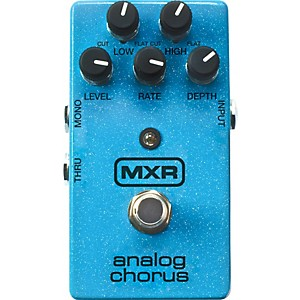 MXR-M234-Analog-Chorus-Guitar-Effects-Pedal-Standard