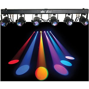 Chauvet-6SPOT-LED-Color-Changer-Lighting-System-Standard